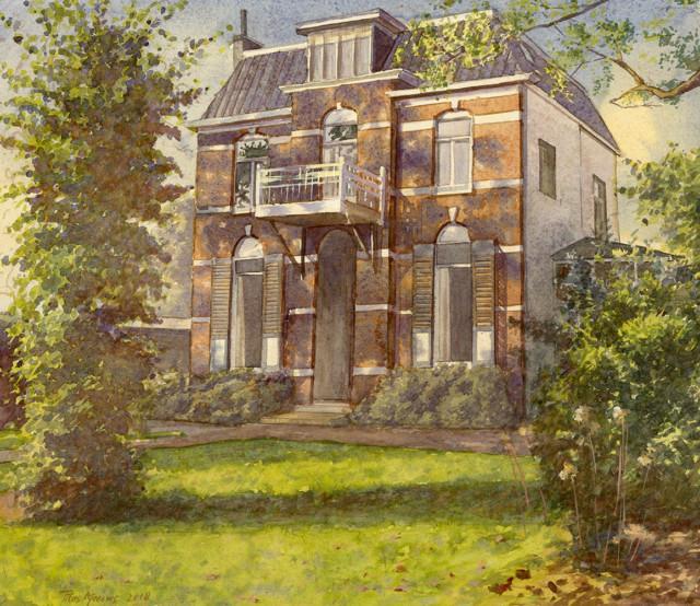 Villa in Velp